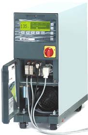 Temperiergeräte für spritzgießmaschinen